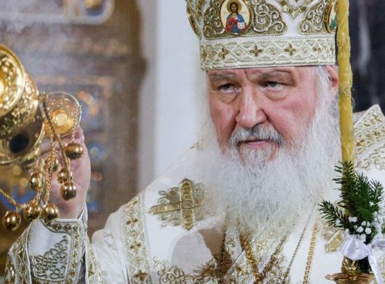 Head of Russian Orthodox Church says smartphones bring humanity closer to the arrival of the Antichrist image