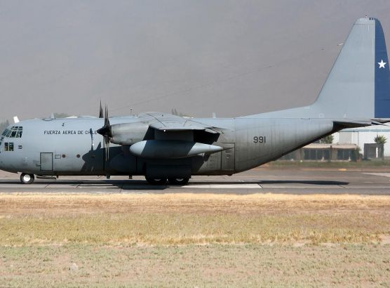 38 people die after Chilean military plane crashes en route to Antarctica image