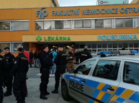 Six people shot dead in Czech hospital waiting room image